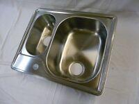 Franke 1.5 bowl Inset Sink NEW