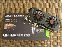 ASUS NVIDIA GeForce GTX 980 - OC STRIX EDITION **STILL ON SALE**