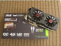 ASUS NVIDIA GeForce GTX 980 - OC STRIX EDITION