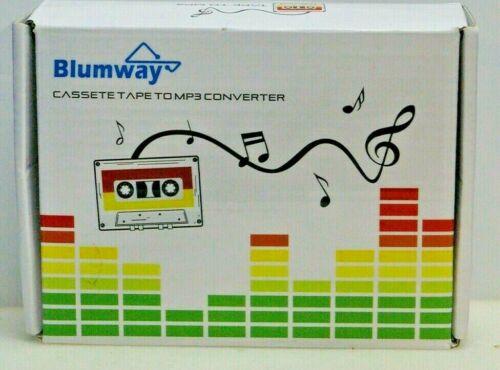 Blumway Cassette Tape to Mp3 Converter