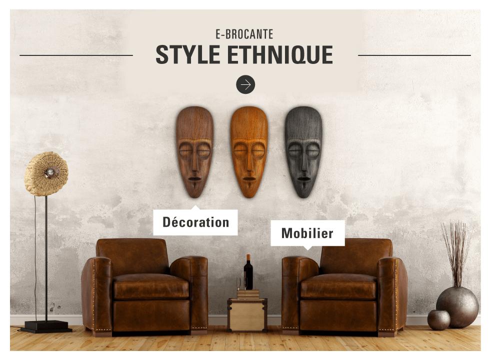 Brocante Meubles Et Deco De Style Ethnique Ebay