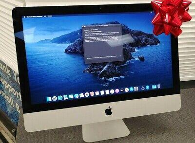"""Apple iMac 21.5"""" i5 1.4ghz - 2.7ghz, 8GB RAM, 500GB HDD, MF883LL/A, Factory Box"""