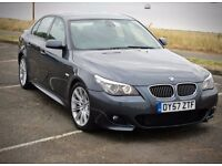 GREY..BMW 5 SERIES