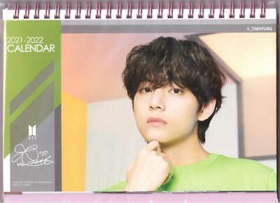 BTS V Calendar 2021 & 2022 K-POP V-08