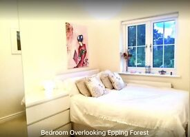Two Charming double bedrooms near Epping station