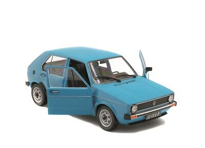 Solido 421183910-1//18 Ac Cobra Mkii 427 1965 Neu - Metallic Blue
