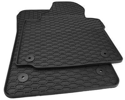 Neu Vw Caddy 2k Gummimatten Fußmatten Original Qualität 2x Matten Life Maxi Tdi