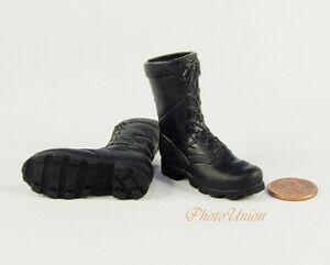K1025_G 1:6 Action Figure Toy Model G I Joe Military Combat Uniform Boots Shoes