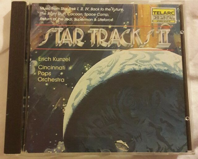 Star Tracks II (Original Soundtrack/Film Score, 1988)