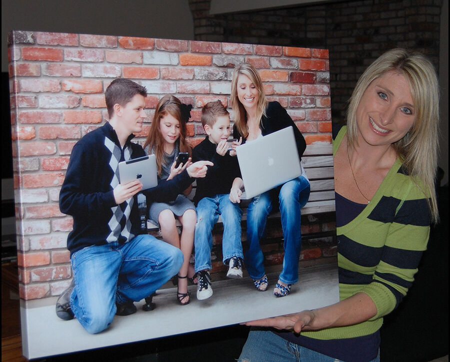 How to Create a Personalised Photo Canvas