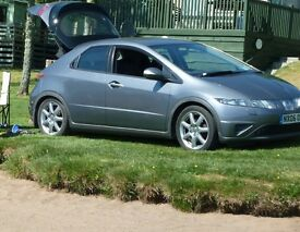 Honda Civic 2.2 CDTI Turbo Diesel