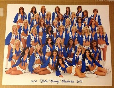 2008-2009 DALLAS COWBOYS CHEERLEADERS Picture Photo DCC hot pic ABIGAIL - Dallas Cowboys Cheerleader