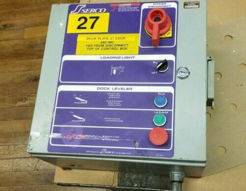 SPX Dock Products Leveler EL-2131B #27 (J#1)