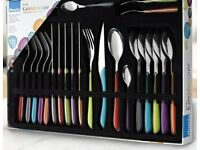 24 piece cutlery set brand new