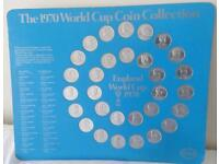 1970 World Cup coin collection by Esso