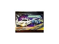 SCALEXTRIC DIGITAL TRIPLE IGNITION RACING SET PERFECT FOR CHRISTMAS + SPARE CAR BRUSHES AND DISCS