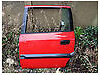 VAUXHALL ZAFIRA MODEL 1999 TO 2005, BACK PASSENGER SIDE DOOR Manchester