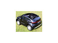 massive merc style 24v Rocket Child's 2 seater Electric Ride On FREE DELIVERY car 24v - Black