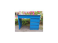 Vintage/Retro 1960's Era Desk/Dressing Table for Shabby Chic/Upcycle/Re-paint