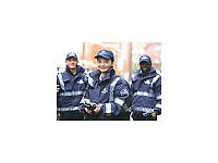 Parking Attendant / Patrol Warden
