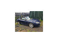 MG TF spares or repair runs no mot