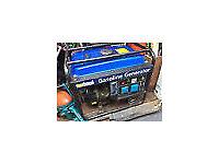 nutool Petrol Generator 230v 240v ~ 50Hz