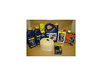 LTZ 400 03-12 Quad Service Prep Kit Air/Oil Filter/Sparkplug/Coolant/Chain Lube
