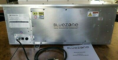 Bluezone Model 2400 Food Preserver Preservation Technology For Walk-in Coolers