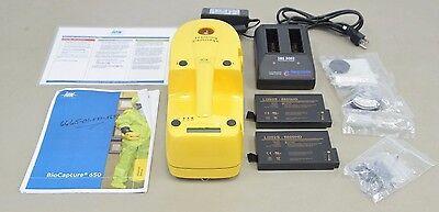 Icx Technologies Mesosystems Biocapture 650 Biodefense Air Sampler W Case Acc