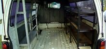 TOYOTA  HIACE LONG WHEEL BASE (AUTOMATIC)) Guildford Parramatta Area Preview