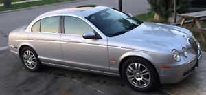 2005 JAGUAR S-TYPE,Certified and E-Tested