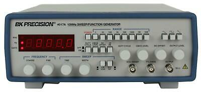 Bk Precision 4017a 10 Mhz Sweep Function Generator New