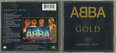 ABBA - Gold: Greatest Hits  (CD 1992)