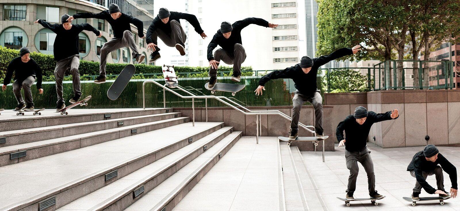 New Era Skateboarding