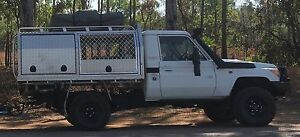 2008 Toyota LandCruiser Ute Bees Creek Litchfield Area Preview