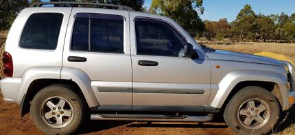 2005 Jeep Cherokee SUV Gingin Gingin Area Preview