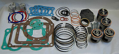 Quincy 390 11 Valve Set Tune Up Kit Replacement Valves Air Compressor Parts