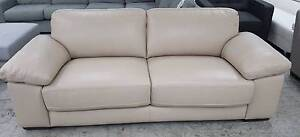 FACTORY SECOND CARLTON LEATHER 3S SOFABED! Richmond Yarra Area Preview