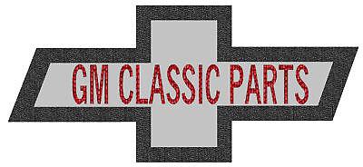 GM CLASSIC PARTS