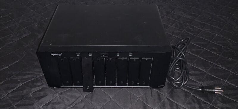 Synology DS1812 8-Bay Desktop NAS DiskStation *Five Tested 15TB Hard Drives*3GB