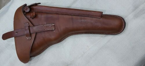 Artillery Luger P08 Leather Holster