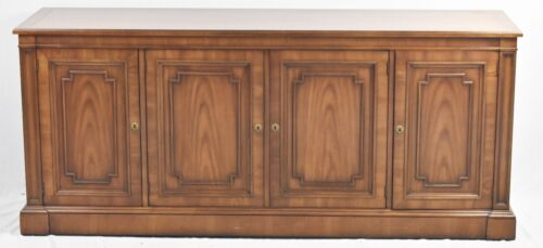 KINDEL Beauclair French Country Provential Style Fruitwood Sideboard Credenza