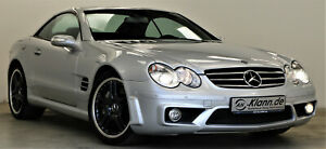 Mercedes-Benz SL 65 V12 612PS AMG Roadster ACC Panorama ABC