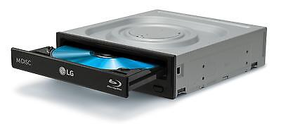 LG CH12NS40 Blu-ray Laufwerk CD DVD Brenner intern SATA PC schwarz