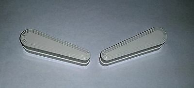 Gottlieb Pinball Machine OEM Flipper Bat Plastic Set Of 2 C-13150 A-13150 New!