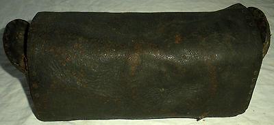 c. 1770 REVOLUTIONARY WAR CARTRIDGE BOX TOOLED STARS FROM FORT TICONDEROGA vafo