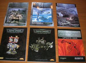 Warhammer Fantasy & 40K Books $5 - $35 Kitchener / Waterloo Kitchener Area image 2