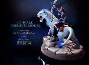 Mirana 1/6 scale statue - Dota2 collectible