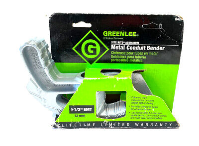 Greenlee 840 Metal Conduit Bender 12 Emt