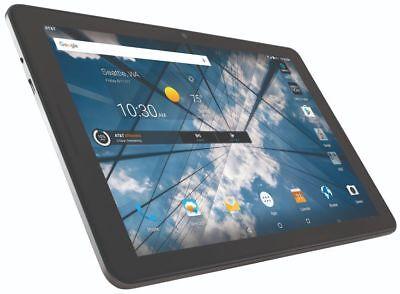 ZTE K92 AT&T Primetime 10-inch 32GB Tablet GSM Unlocked - Wifi + 4G LTE Black